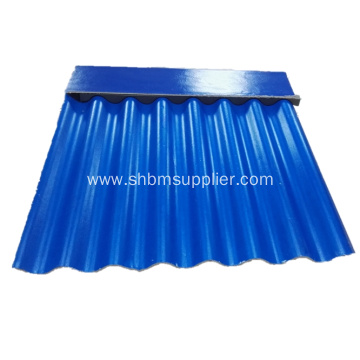 Fireproof Building Construction Materials MgO Roof Panel